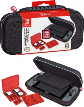 Nintendo SWITCH Deluxe Game Travel Case NNS40